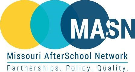 The Missouri AfterSchool Network was developed as a statewide partnership to support and coordinate high-quality out-of-school time programs. MASN provides resources, evaluation, training and technical assistance. http://moafterschool.org